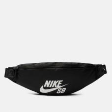 Сумка на пояс Nike BA6077-010 Heritage Black/Black/White