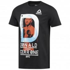 Футболка REEBOK BQ8183 UFC FG CERRONE X-RA
