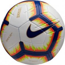 Мяч футбольный Nike SC3376-100 Serie A Strike