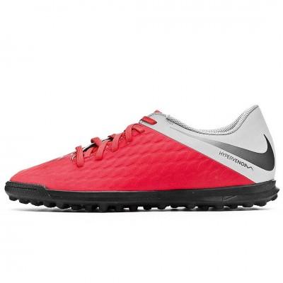 Бутсы мужские Nike AJ3811-600 Hypervenom 3 Club (TF)