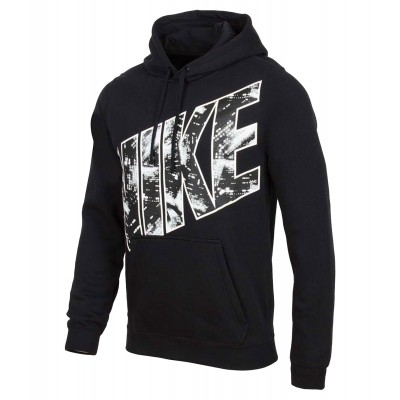 Толстовка Nike 806664-010 Fleece City Lights Po Hoody