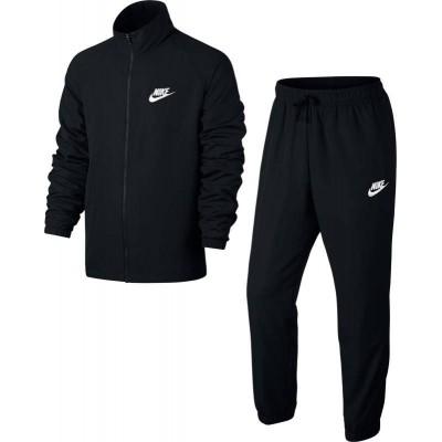 Костюм спортивный мужской Nike 861778-010 Sportswear Track Suit, черный.