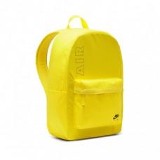 Рюкзак Nike CN4519-731 HERITAGE - 2.0 AIR GFX, жёлтый