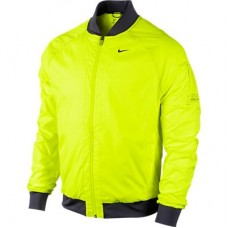 Куртка спортивная мужская Nike 519736-702-NIKE BOMBER JACKET (ML)