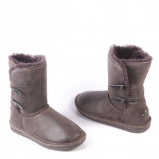 сапоги женские 1320 Chocolate  Bearpaw Abigal vintage 8