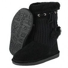 Сапоги женские 660 Black  Bearpaw ABIGAIL YOUTH
