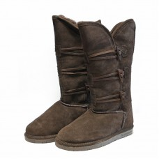 Уги женские Bearpaw  680 Chocolate  Buckingham