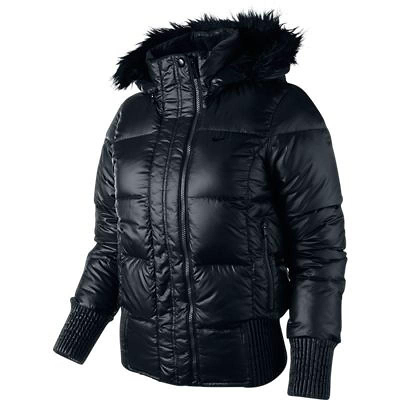 e5819176 Куртка женская Nike 418551-012 BASIC DOWN BOMBER