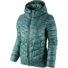Куртка женская Nike пуховик 615183-332 CASCADE DOWN JKT-HD HTR
