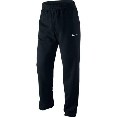 Брюки мужские спортивные Nike 410190-010 SQUAD FLEECE OPEN HEM PANT