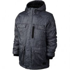 Куртка мужская Nike 614673-010  DEFENDER JKT-HOODED PRINT