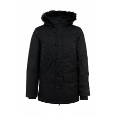 Куртка мужская Nike 614667-010 DEFENDER PARKA-550 HOODED