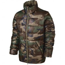 Куртка мужская Nike пуховая  541470-232 ALLIANCE JACKET-550 WOODL