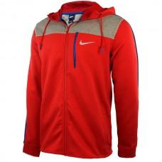 Толстовка мужская Nike 727569-696 Advance 15 Fleece Full-Zip